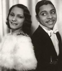 Norton and Margot (1933)