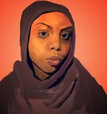 somali_female_portrait_by_somaliart-d8b75uj