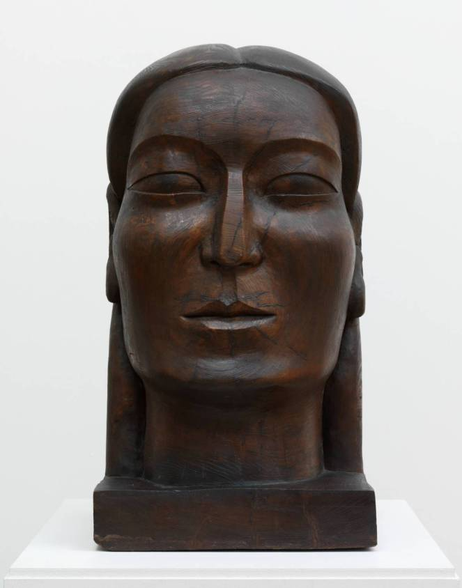 Ronald Moody, Midonz,1937, Tate Collections, copyright: Ronald Moody Foundation, Courtesy of Tate