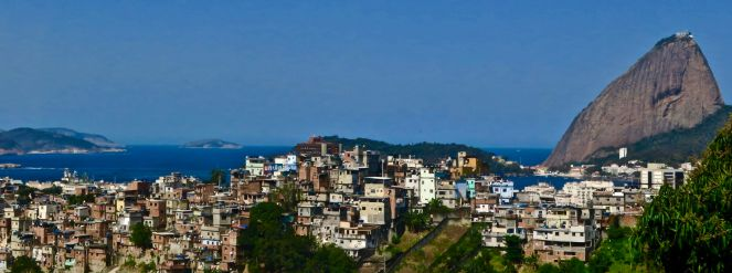 Favelas are where some of the city's most violent criminals operate, but they are also where the most creative minds in the country reside