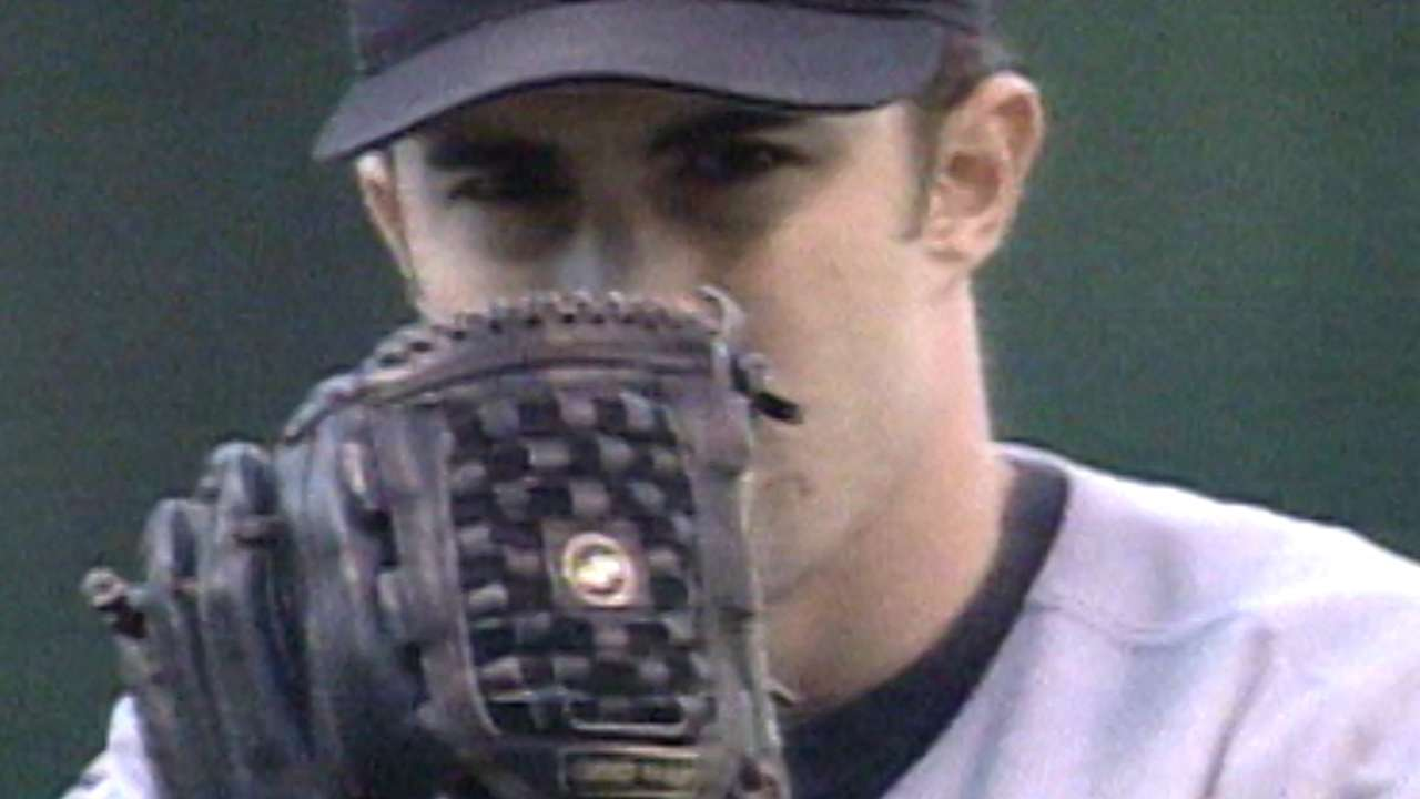 Mussina a consistent winner