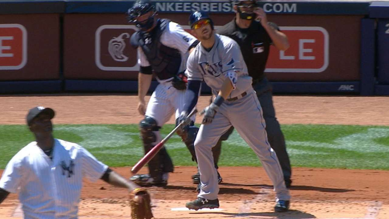 Image result for michael pineda gives up home run gifs
