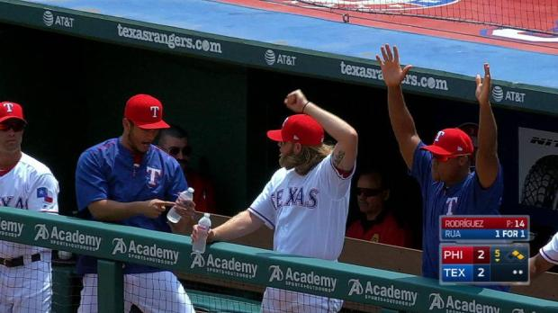 Rangers send Rua to Triple-A, activate Ross