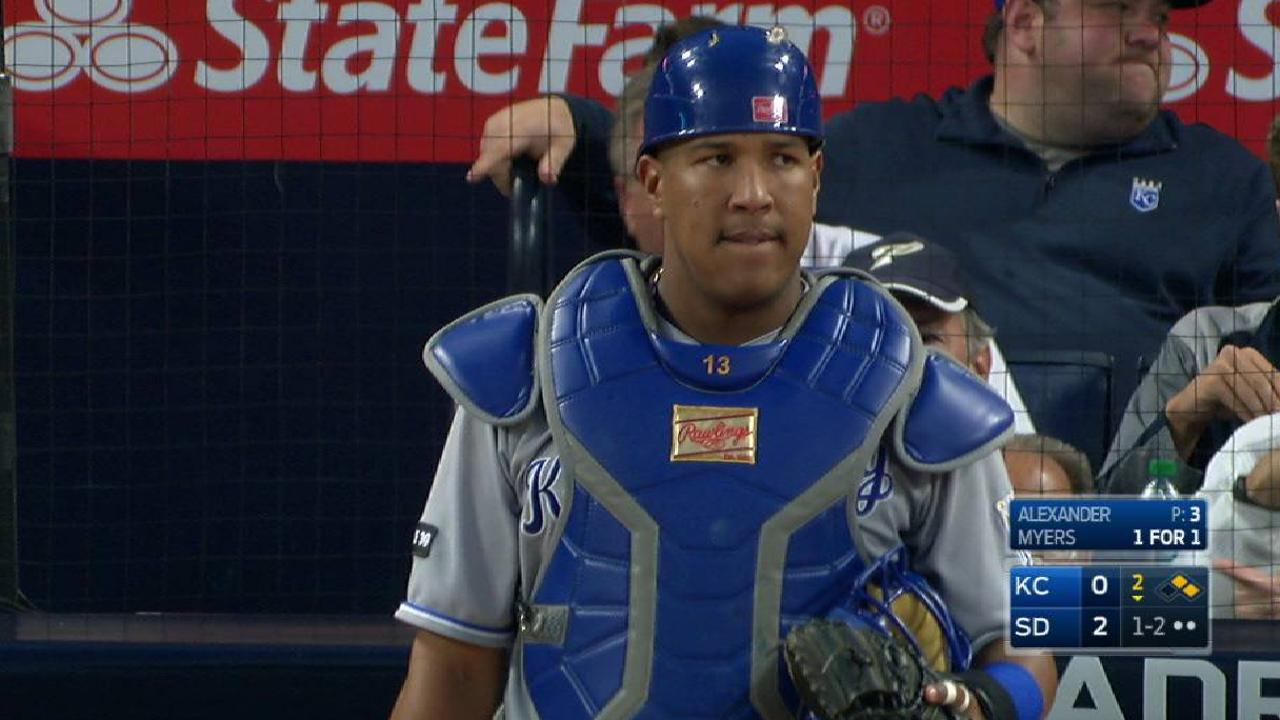 Perez nabs Chacin at third