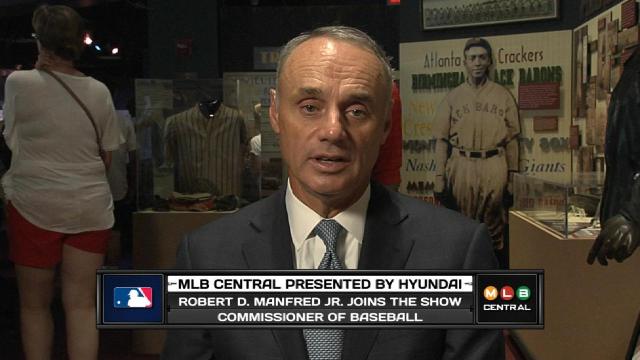 Manfred on supporting NLB Museum