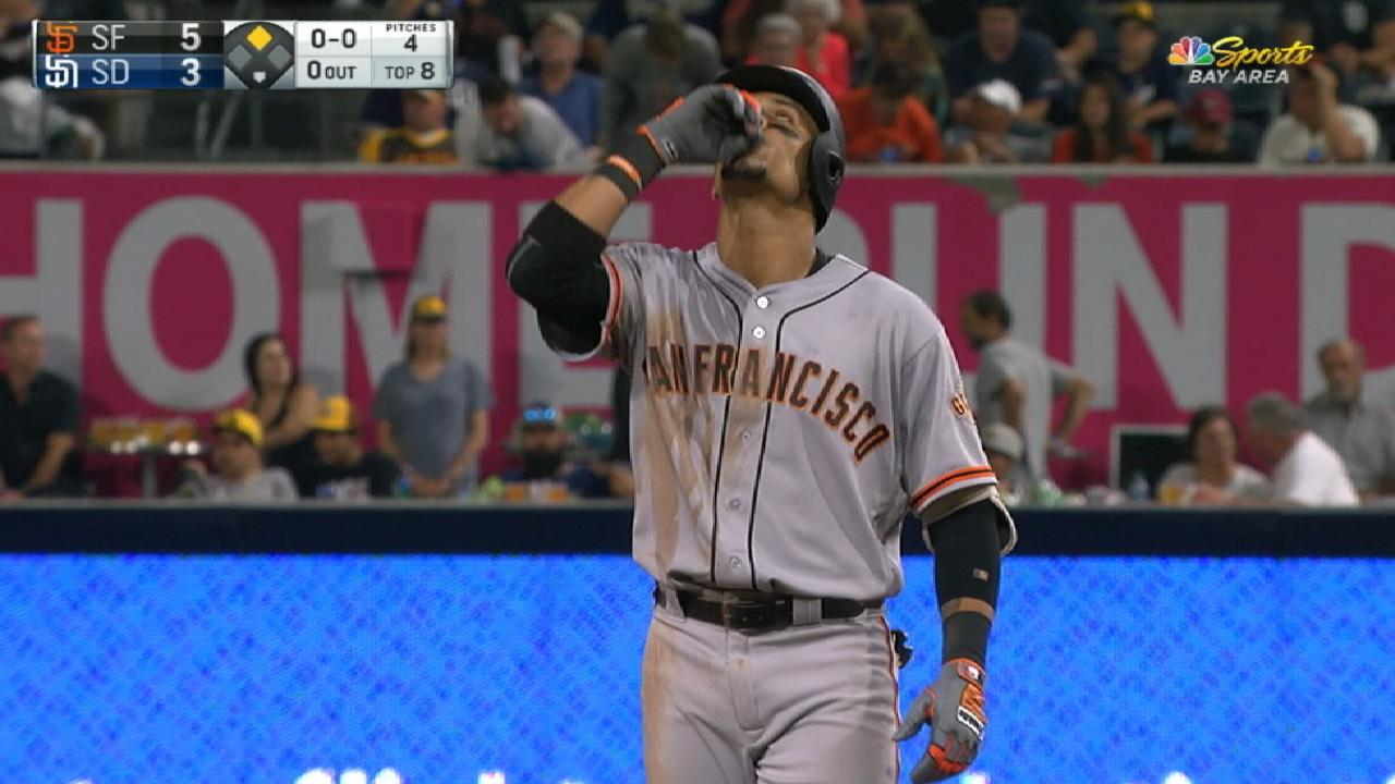 Hernandez's four-hit game  Buster Posey homers as Giants beat Padres mlbf 1607554483 th 45