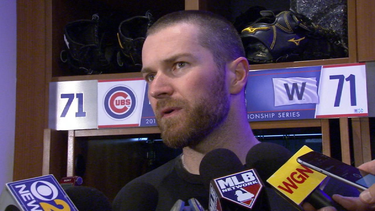Davis on his six-out save  Dodgers still in good spot vs. Cubs in NLCS mlbf 1864458183 th 45