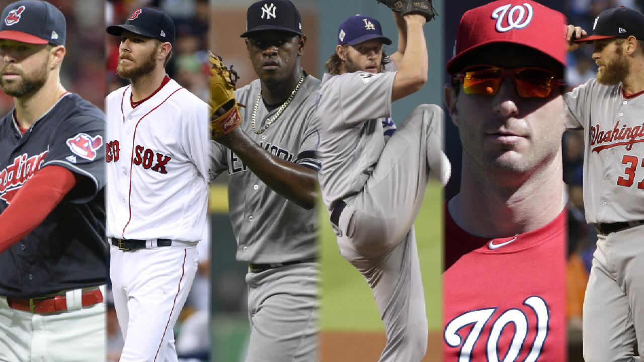 Image result for cy young 2017