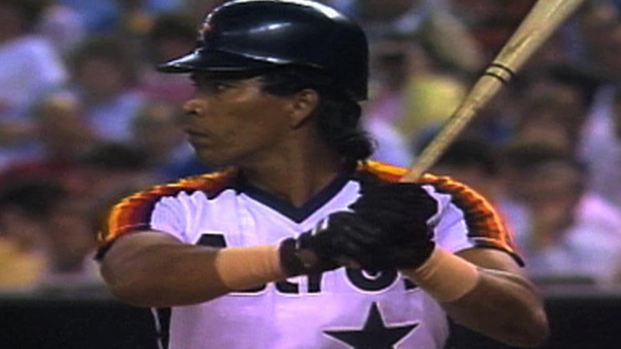 Astros: Jose Cruz, No. 25
