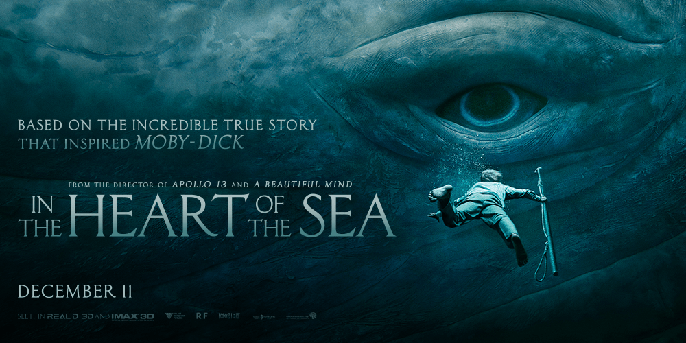 Risultati immagini per the heart of the sea
