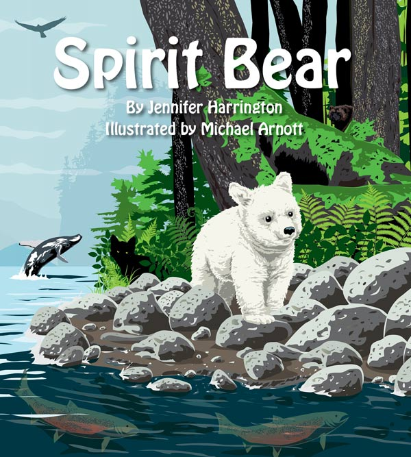 Image result for spirit bear jennifer harrington