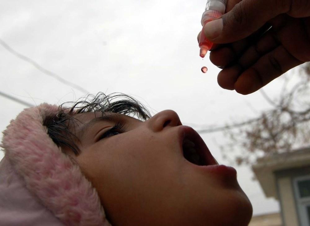 Polio, Health, Balochistan