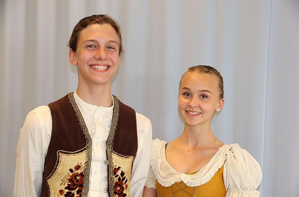 Framtidens balettstjärnor