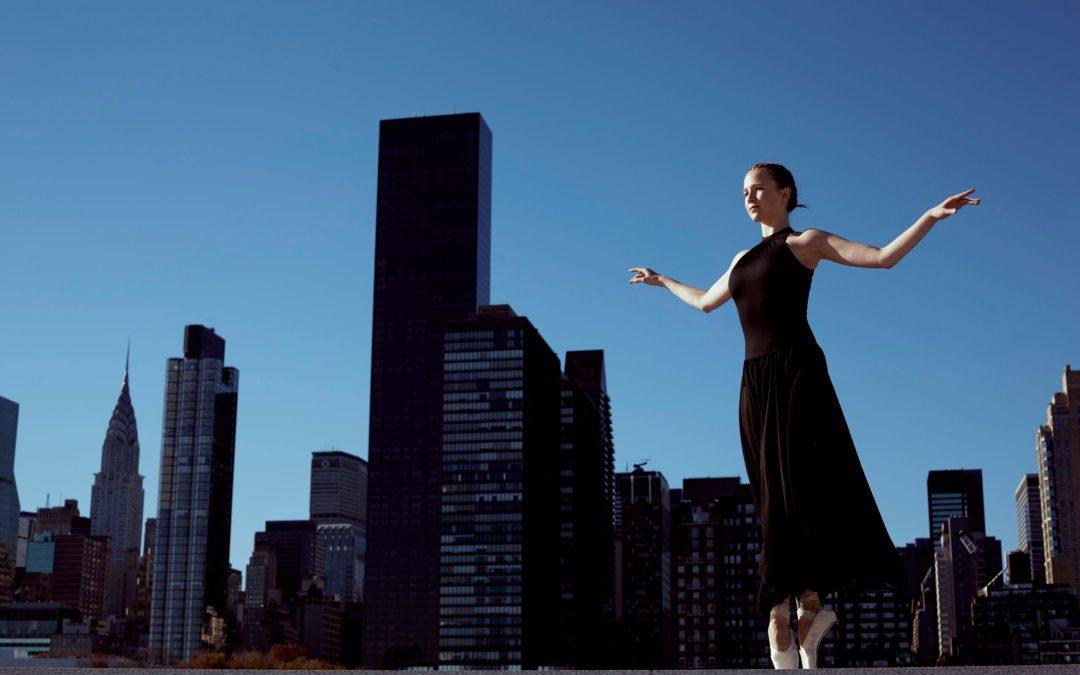 GöteborgDirekt skriver om Svenska Balettskolans tidigare elev i New York