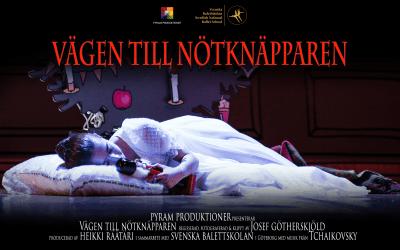 Dokumentär om bakom kulisserna på Nötknäpparen med Svenska Balettskolan
