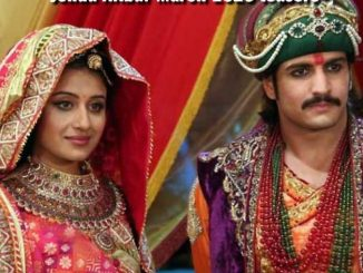 Jodhaa Akbar Saturday 23 May 2020 Update