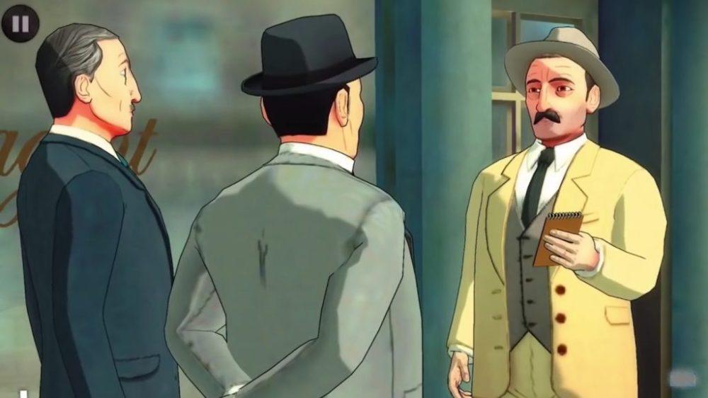 ABC detective