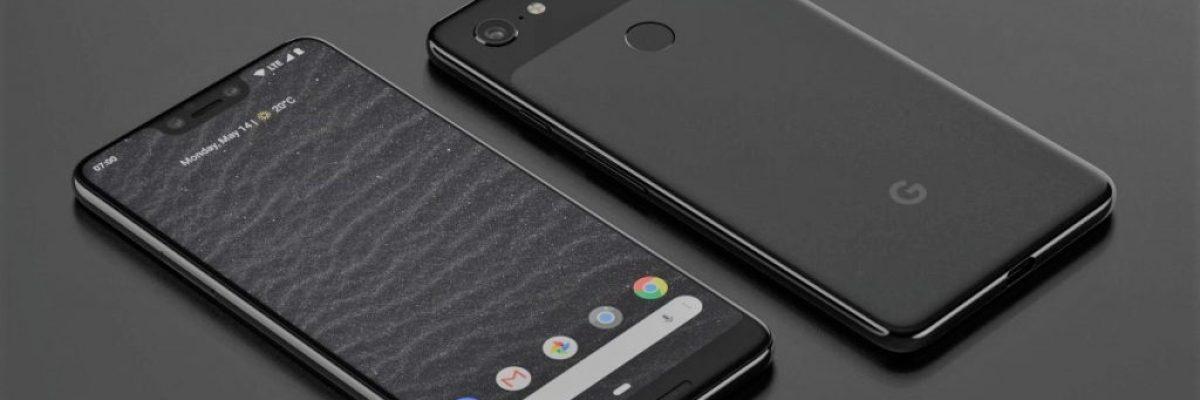 Google Pixel 3 XL overview