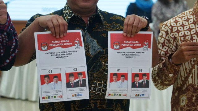Mau Tahu Hasil Real Pilpres 2019 Klik Disini Media Harapan