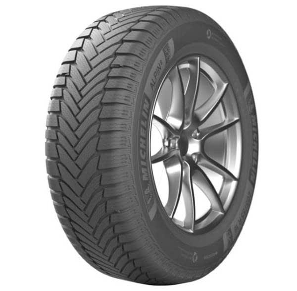 Michelin Alpin 6 215 60 R16 99h Winterreifen Gunstig Kaufen