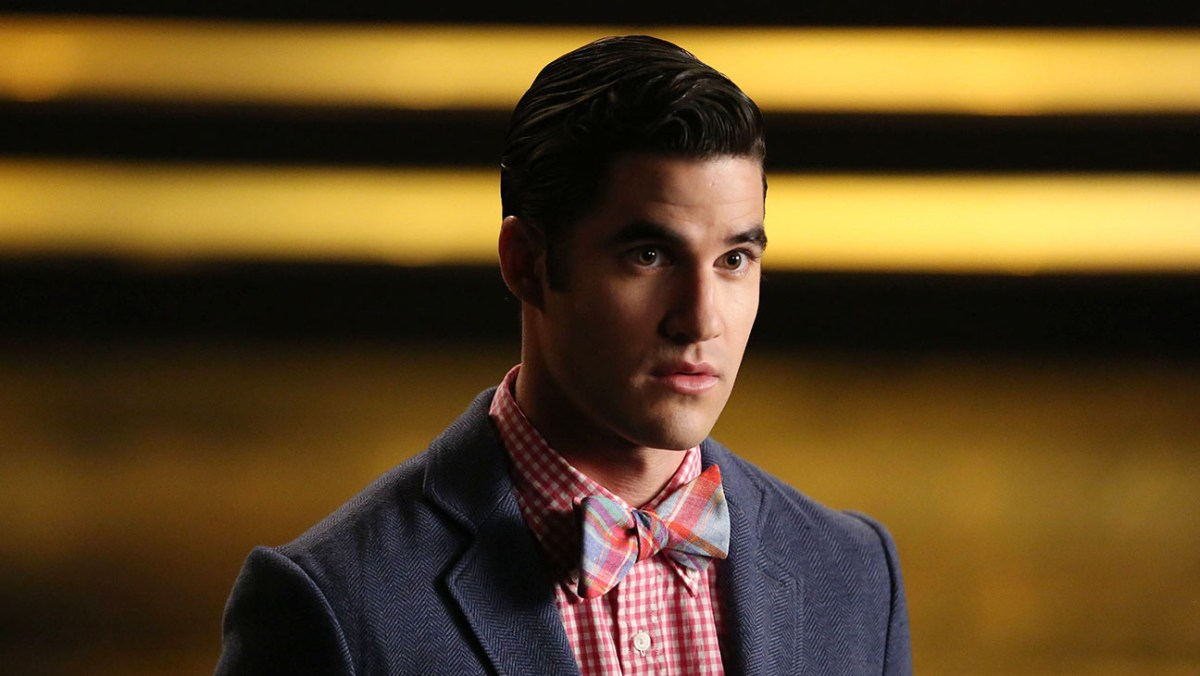 Exciting News for Glee Favourite Darren Criss