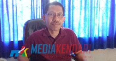 Kabid PAD BPKAD Baubau, Jusmin Anwar (Foto : Ardilan/Mediakendari.com)