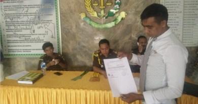 Tujuh Anggota DPRD Wakatobi Dilapor ke Kejati Sultra