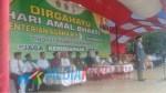 Wakil Bupati Konawe Gusli Topan Sabara memimpin Upacara peringatan HAB Kemenag ke-73, Kamis (3/12/2019)