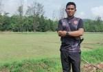 Ketua UPK Kecamatan Watubangga, Rahmat Hidayat