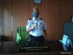 Kepala Bandara Sugimanuru Mubar, D. Chandrakomala, SE, MM