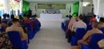 Suasana Pengukuhan Pengurus MUI dan BWI Konawe Kepulauan Masa Bakti 2020-2023.