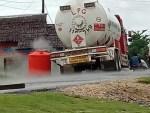 Truk Pengangut Gas Elpiji
