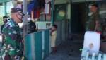 Kunjungan Kapanrem 143/HO mendampingi Danrem 143/HO