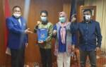 Penyerahan Rekomendasi B.1-KWK Dari DPP Nasdem kepada Balon Kada Wakatobi