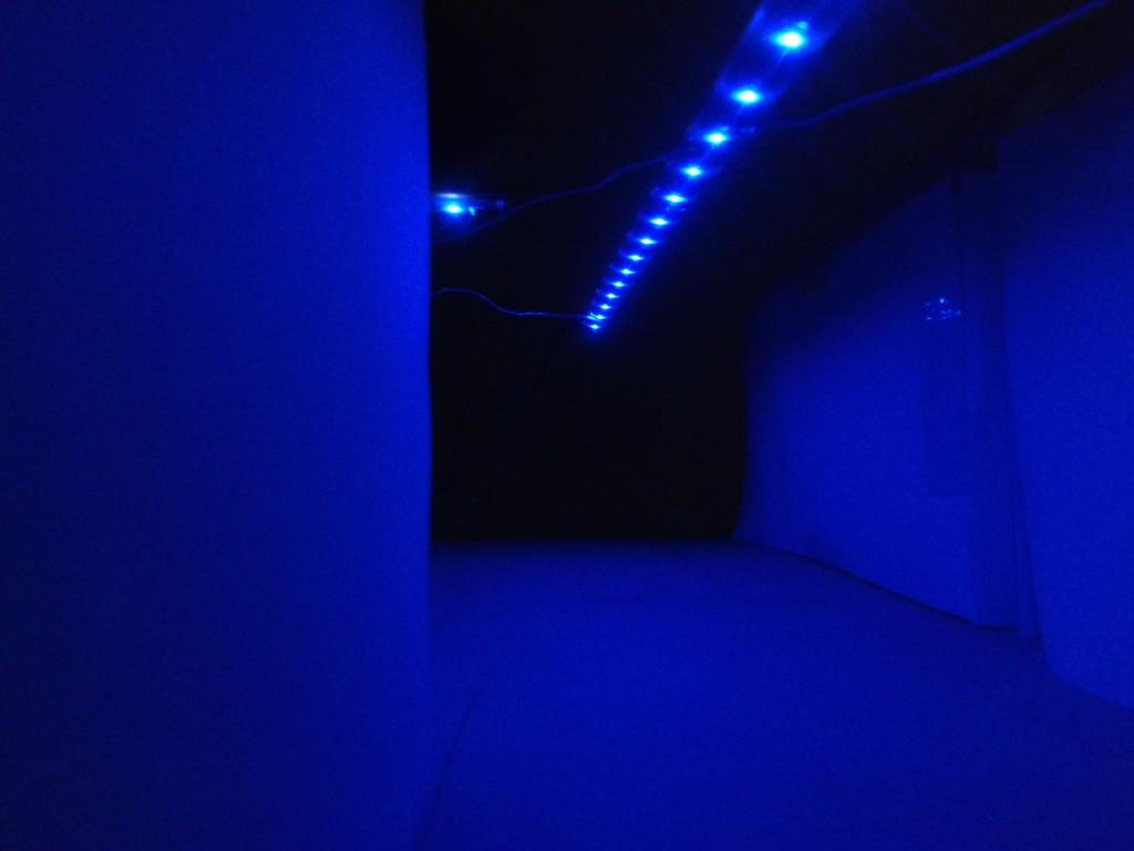 Blue Led Night Light