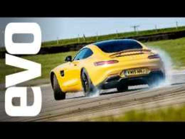 Mercedes-AMG GT S review by Henry Catchpole