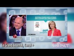 Le Grand Journal : François Fillon va toucher 100 000 euros pour son livre