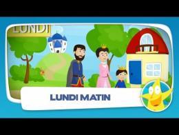 Comptines pour enfants - Lundi Matin