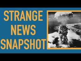 New Hiroshima Bomb Science