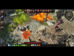 Divinity: Original Sin 2 gameplay - full PvP match (PC Gamer vs. Larian Studios)