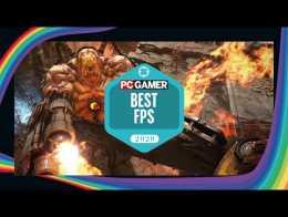 DOOM Eternal - Best FPS Game of the Year 2020   PC Gamer