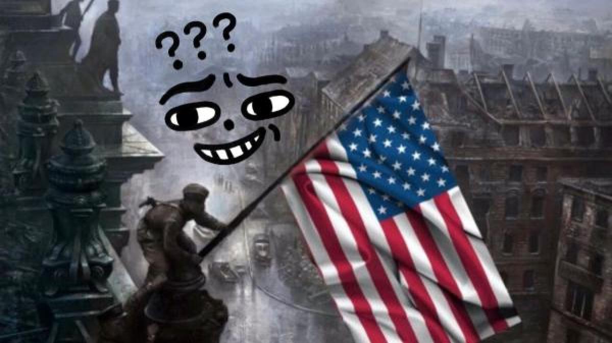 В США «забыли», кто воевал с Гитлером. И этим недовольны не только русские во главе с Тимати