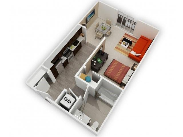 san jose apartments | 121 tasman