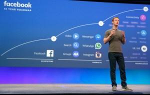 Facebook F8 - Vom Social Network zum Social VR