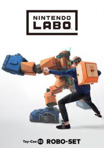 Nintendo Labo - Robo-Set