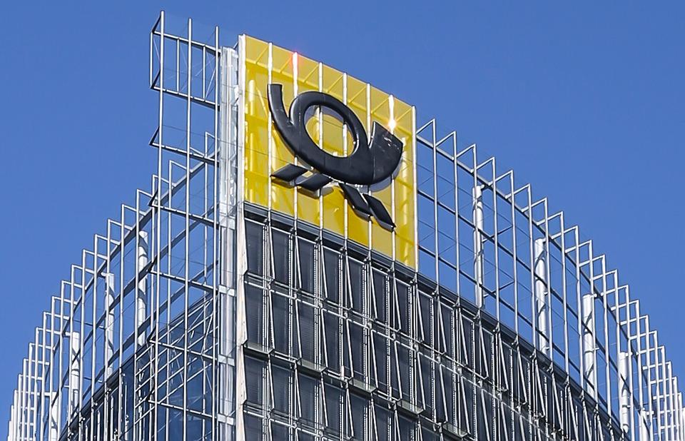 Deutsche Post und die German Angst
