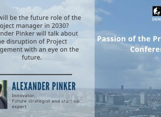 Project Manager 2030 - Disruption of Project Management