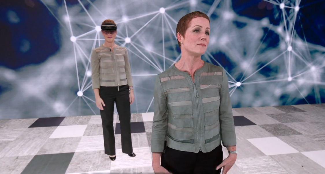 Microsoft HoloLens Demo - Inspire 2019