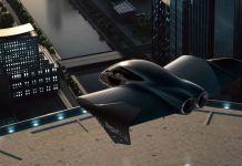 Boeing und Porsche - Luxus für fliegende Autos