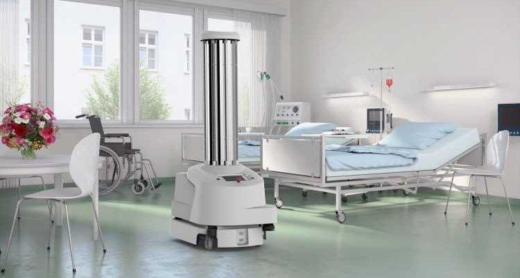UVD Robot
